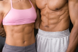 Develop your abdominal muscles