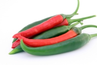 Chilli peppers can help burn belly fat
