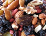 Include more nuts and seeds within your diet