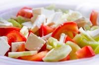 Eat plenty of vegetables each day