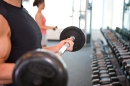 Weight training can help increase the metabolism